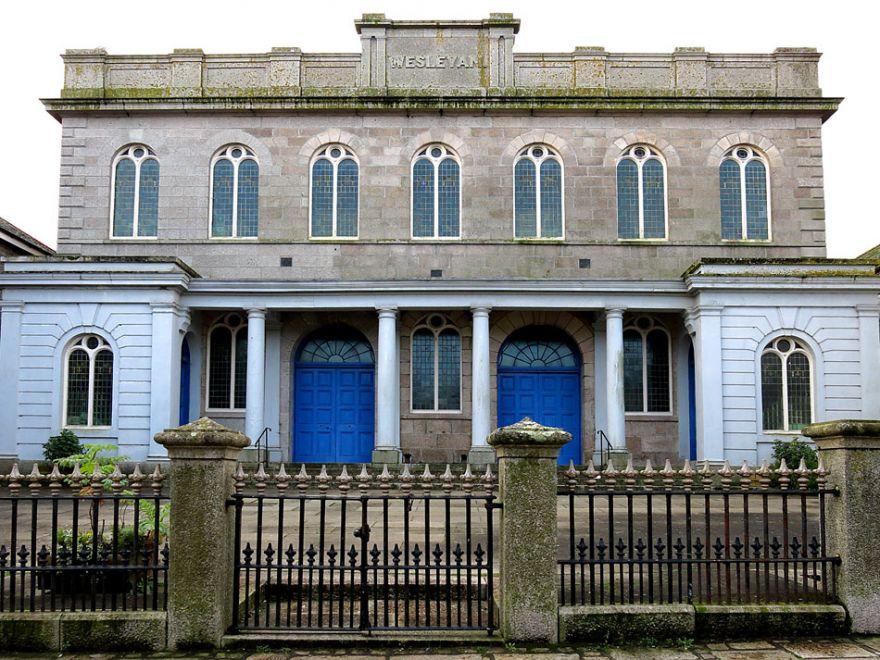 Chapel Street Methodist Chapel - Penzance