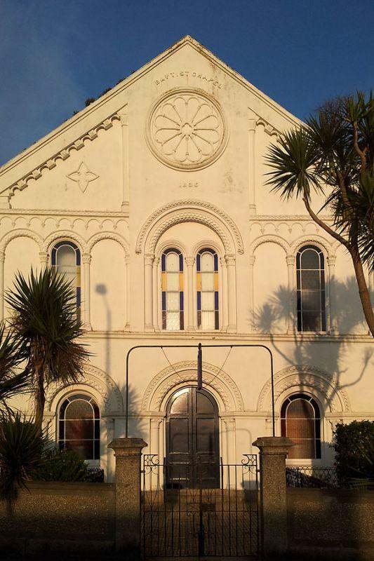 Penzance Baptist Chapel