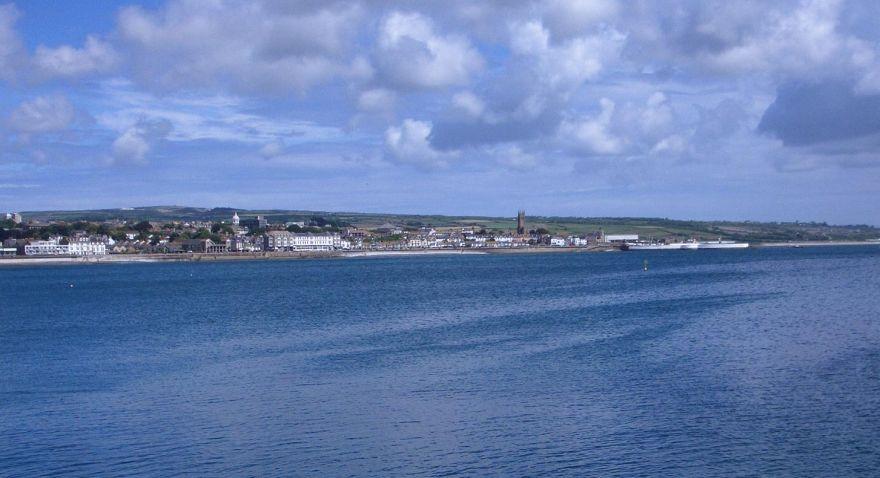 Penzance Sea Front