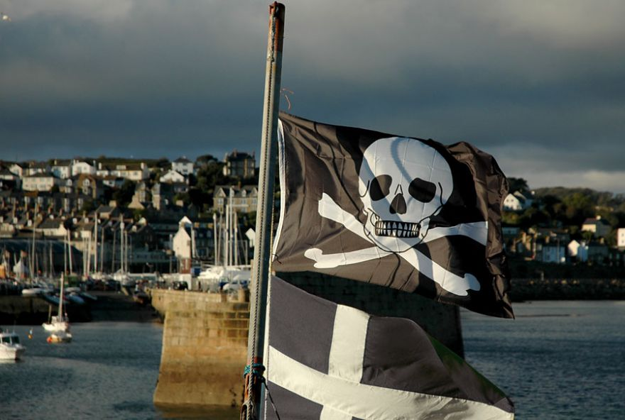 Pirates of Penzance (Flag)