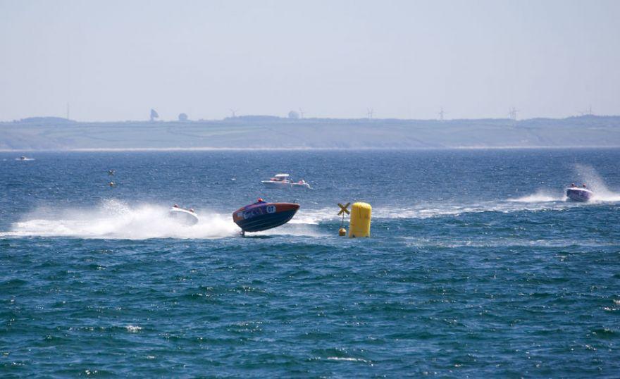 Penzance Powerboat Race