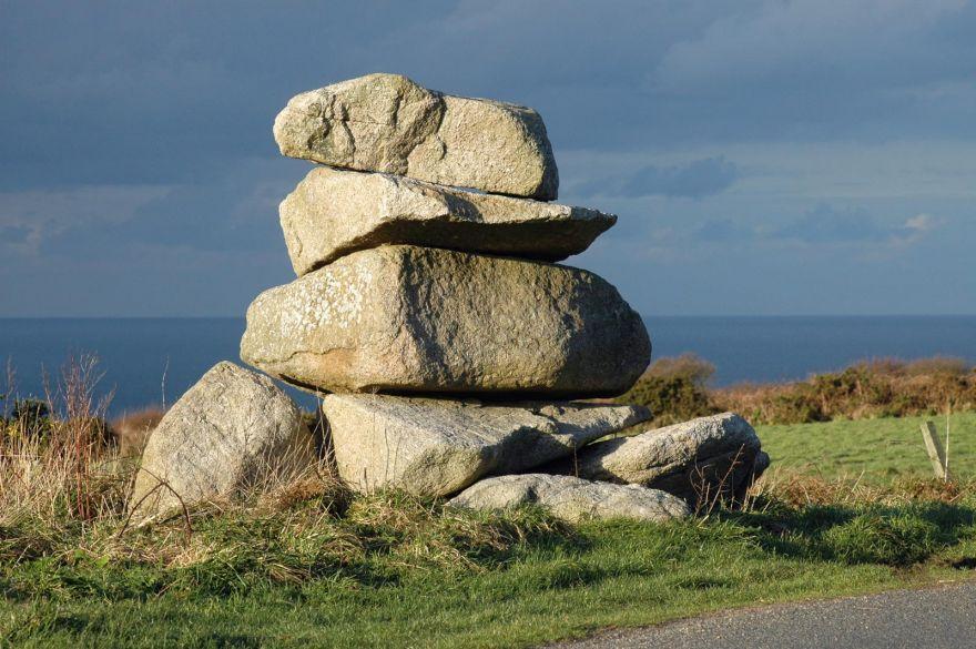 Pile of Rocks near Zennor