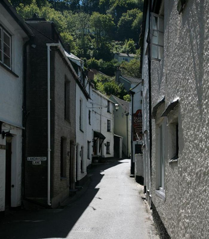 Landaviddy Lane - Polperro