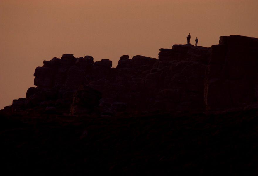Pordenack Point Silhouettes