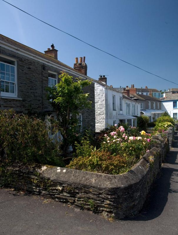 Portscatho The Square Cornwall Guide
