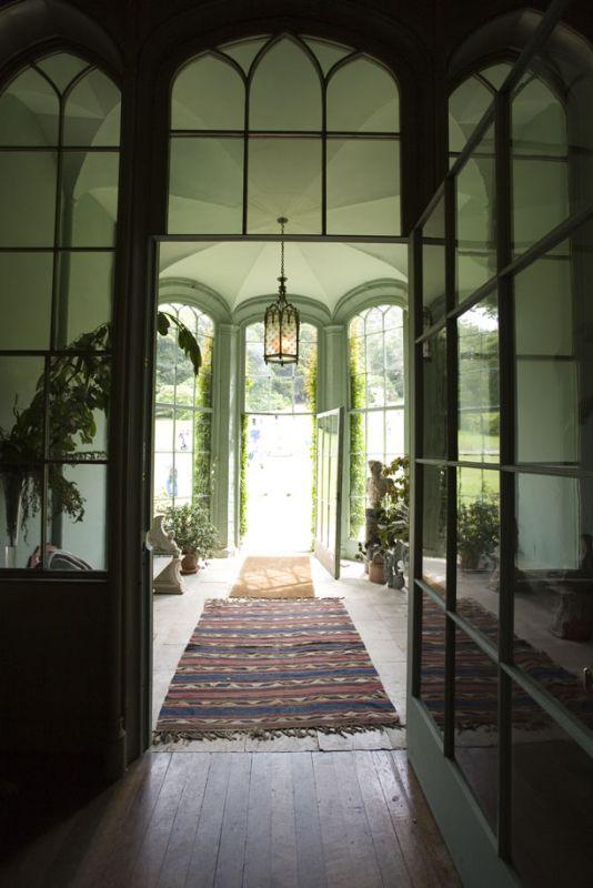 Port Eliot House - Hallway