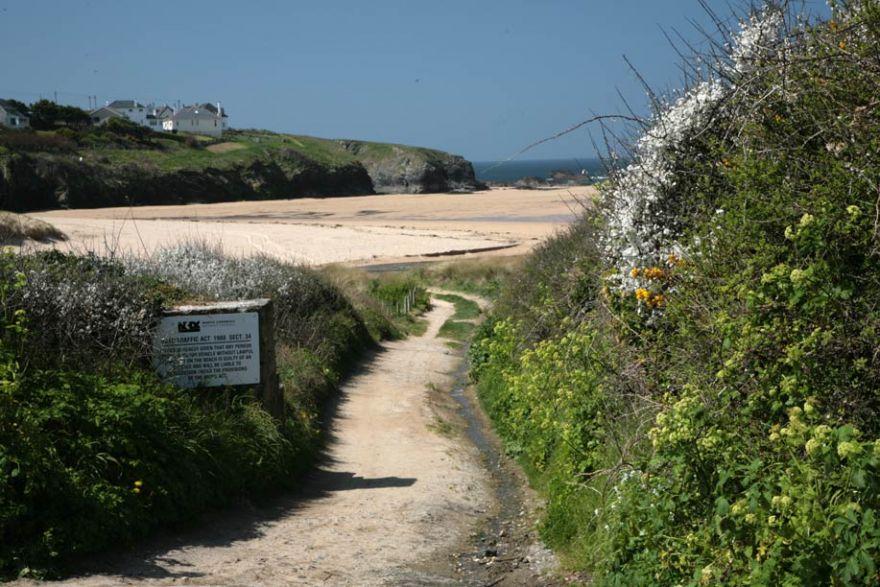 Porthcothan Beach