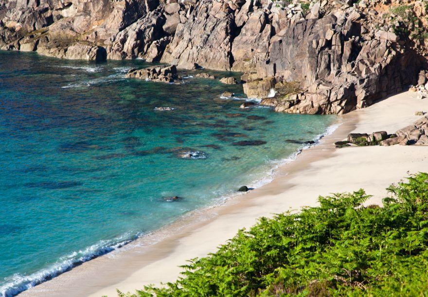 Portherras Cove glimpse