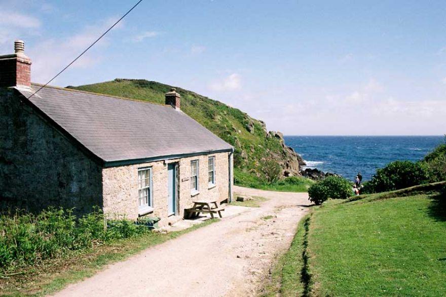 Porthgwarra Cottage