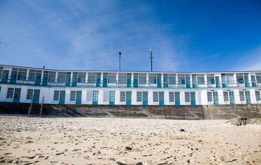 Porthgwidden Beach Huts