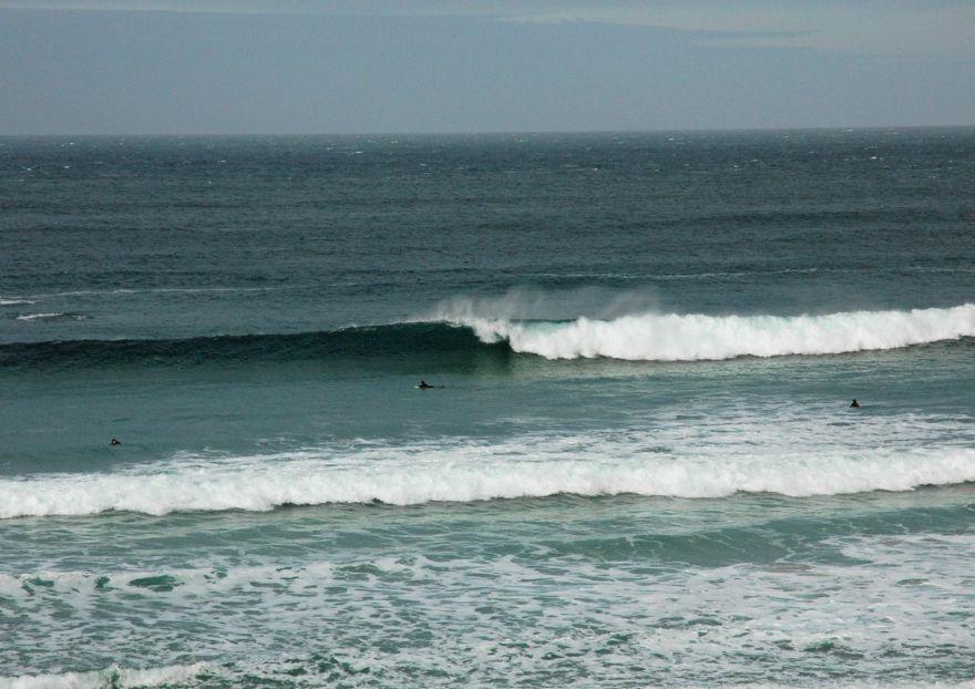 Surf at Porthmeor - St Ives
