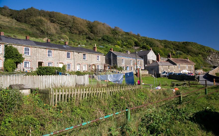 East Portholland Cornwall Guide