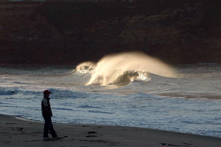 Portreath Shorebreak