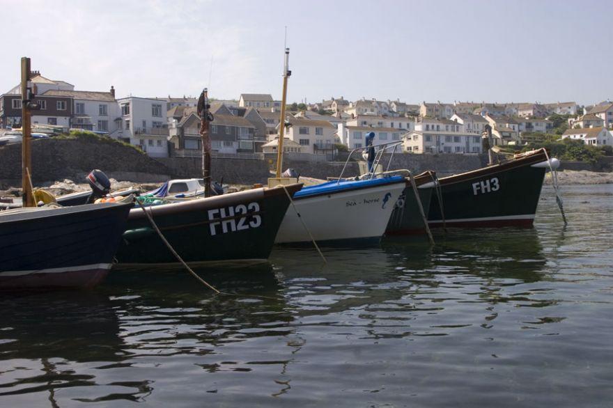 Portscatho Boats