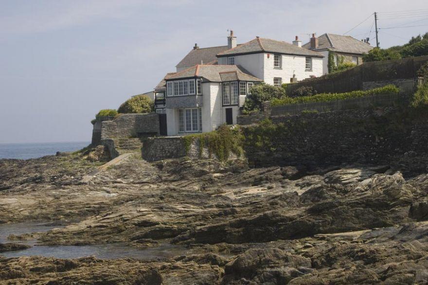Portscatho Sea Front House