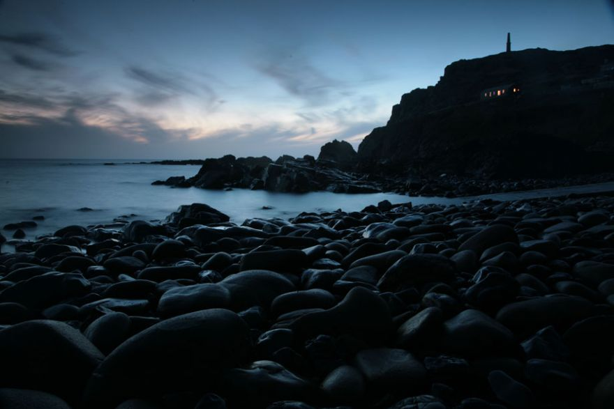 Priest's Cove Boulders