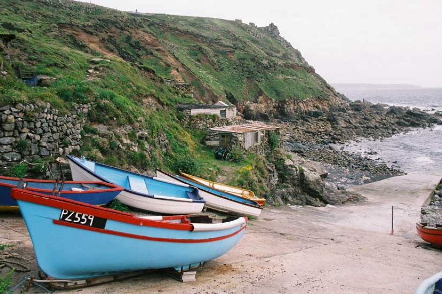Priest's Cove Boats