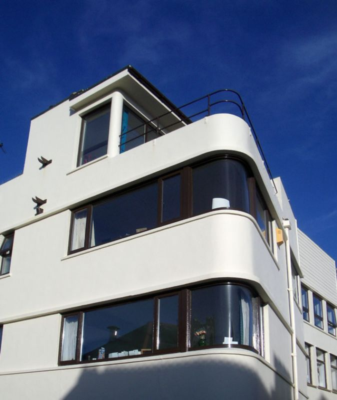 Art Deco in Penzance