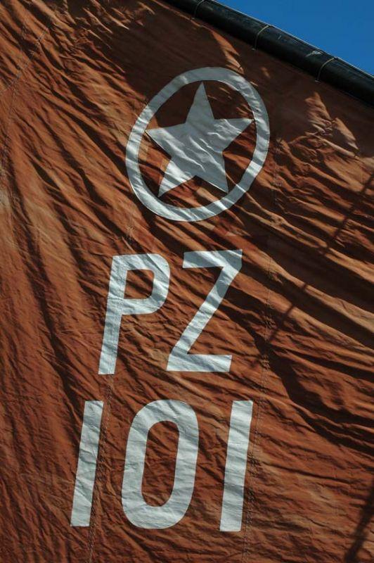 PZ 101 Sail