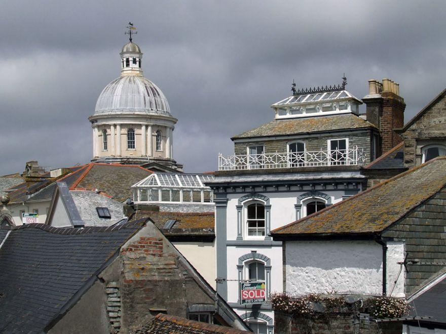 Penzance Roof Tops