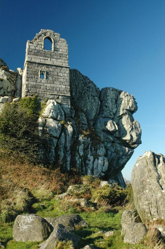 Roche Rock Chapel