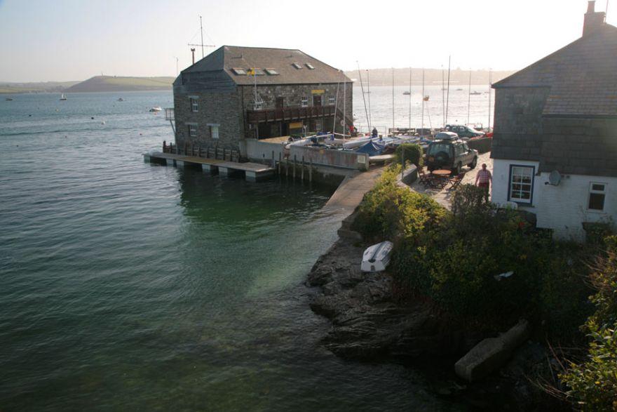 Boat Club House - Rock