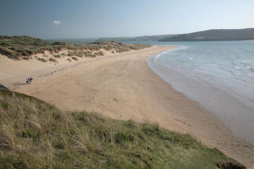 Rock Beach - Camel Estuary