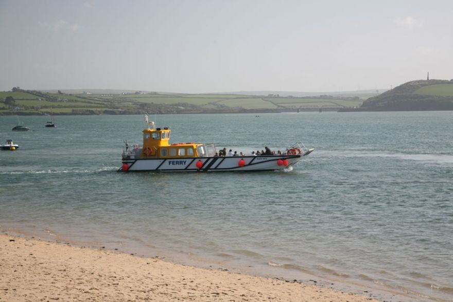 Rock to Padstow Ferry