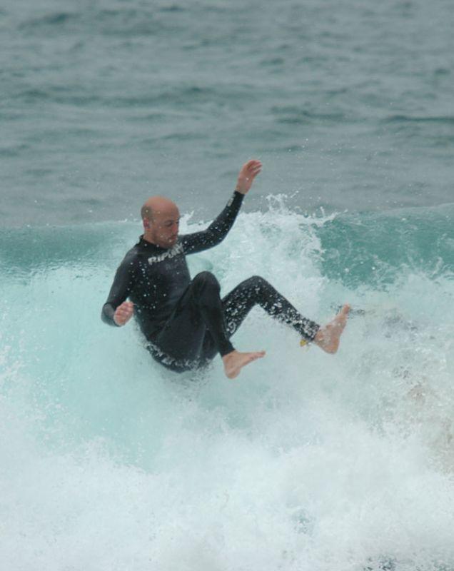 Arse Surfing