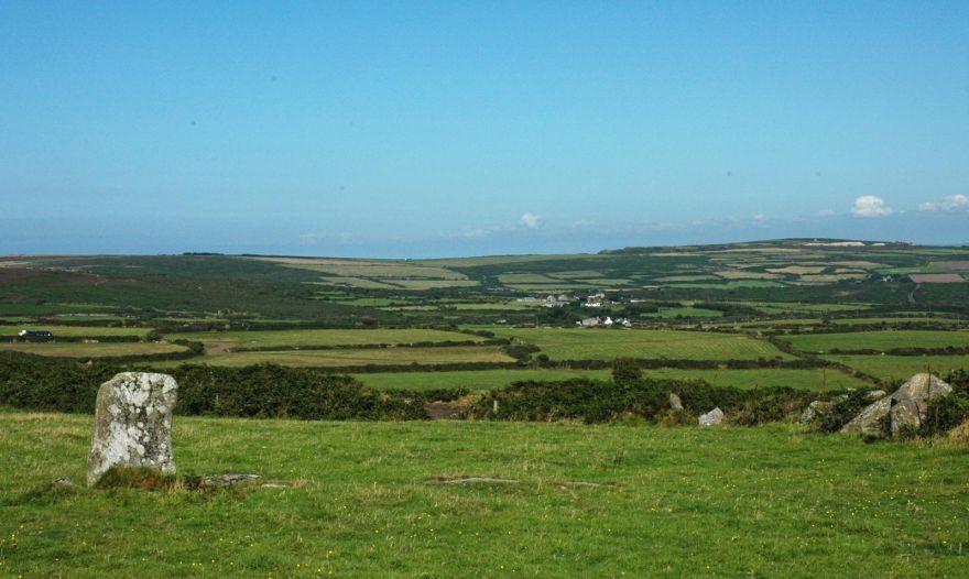 Rural West Cornwall