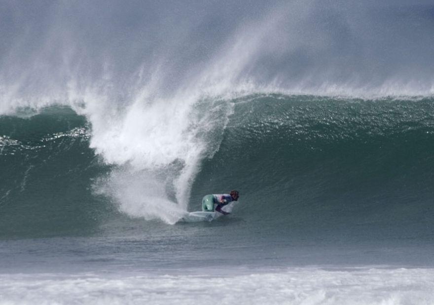 Sam Smart - Goldrush Big Wave Contest