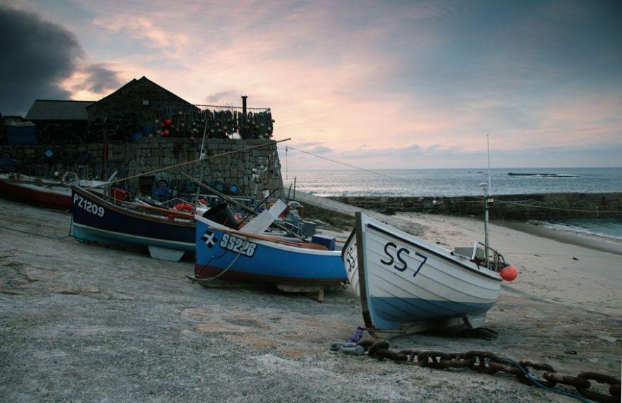 Sennen Harbour