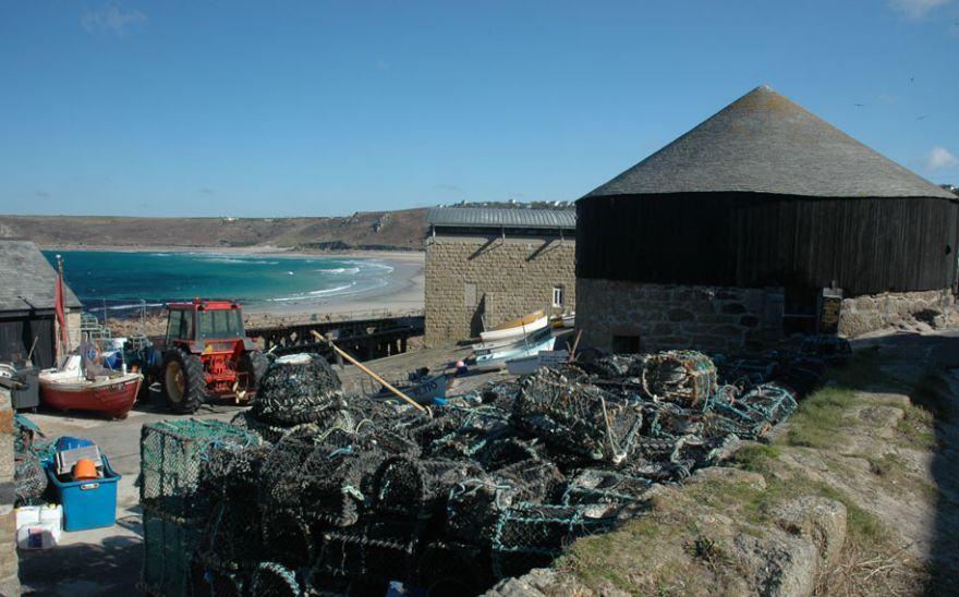 Sennen Harbour