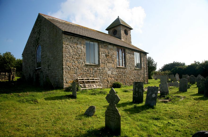 St Agnes Church - Isles of Scilly