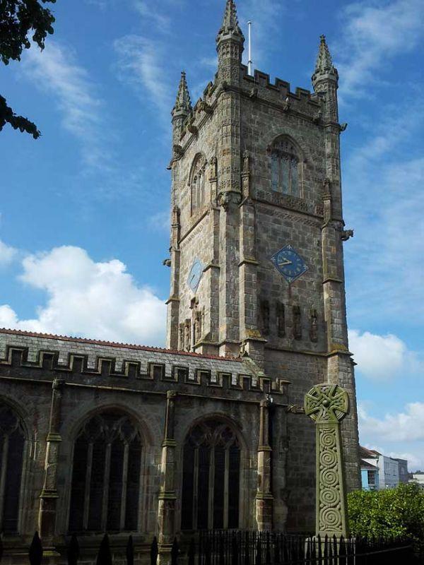 St Austell Parish Church