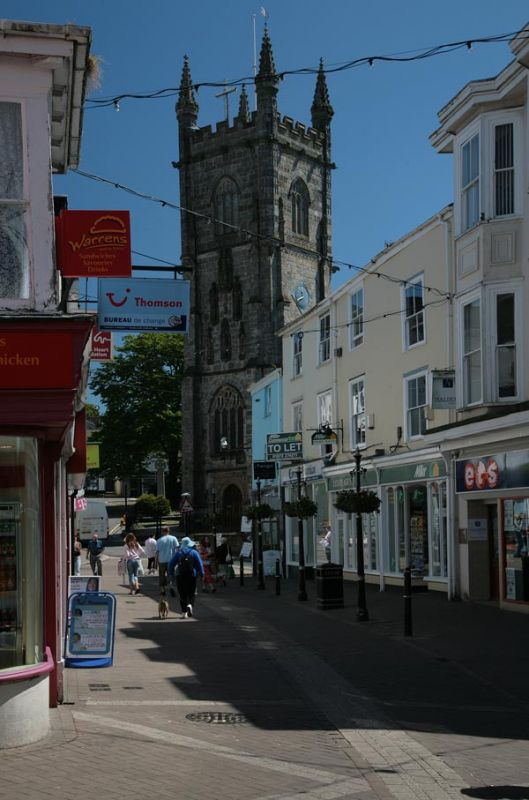 St Austell - Fore Street