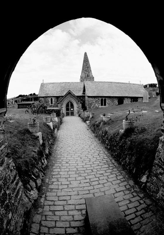 St Enodoc's Church, Trebetherick