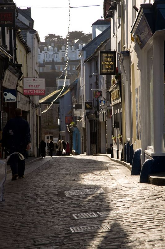 Fore Street in St Ives