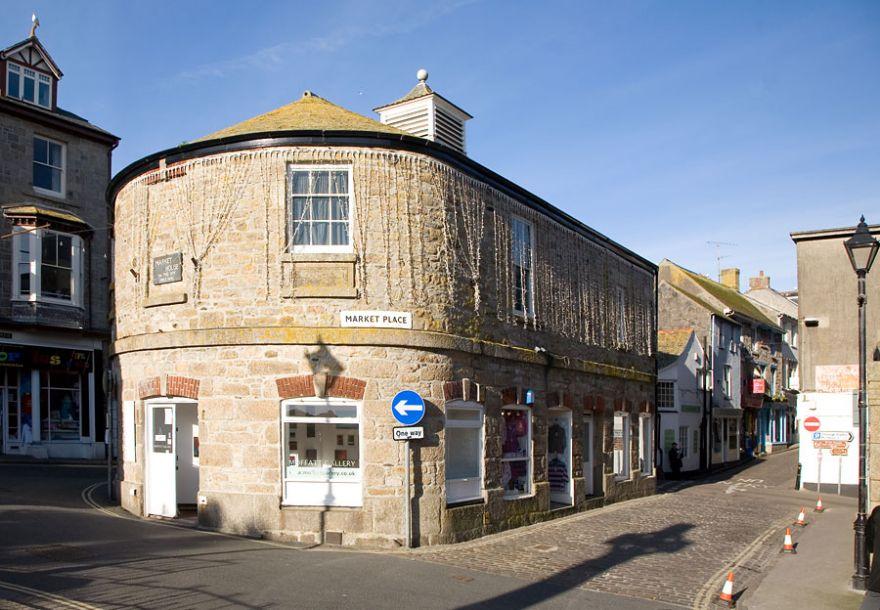 Market House - St Ives