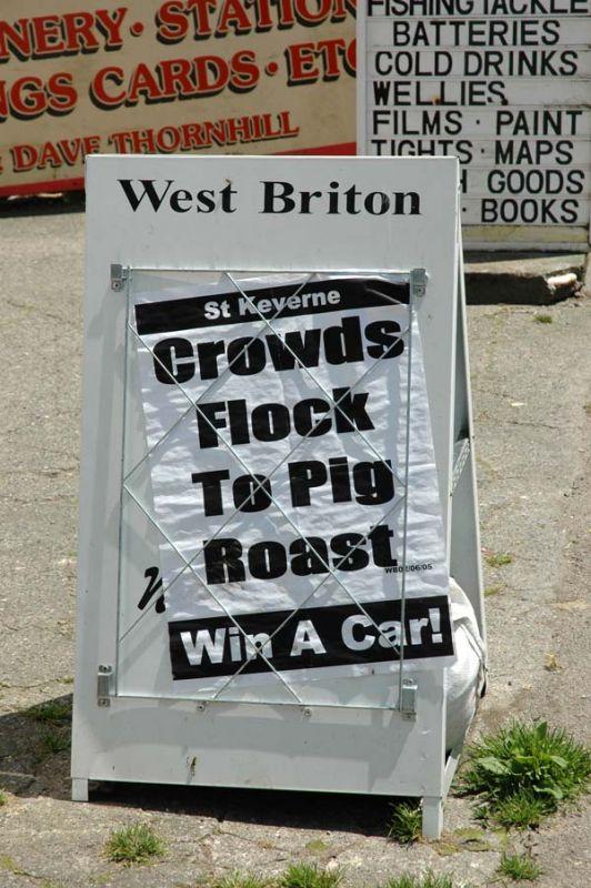 Big News in St Keverne!