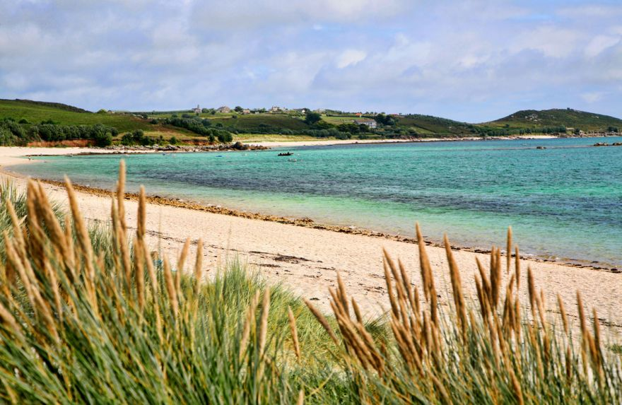 Lawrance's Bay - St Martin's, Scilly