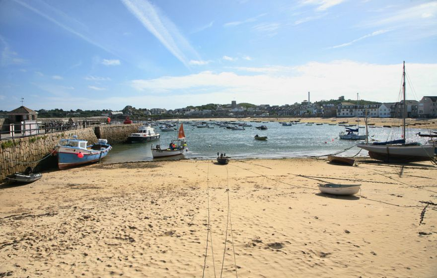 Harbour beach - St Mary's, Scilly