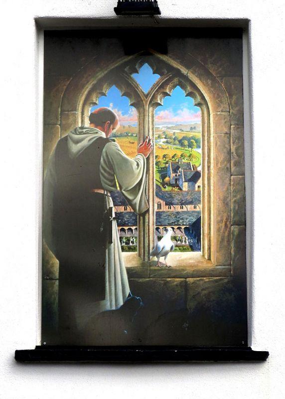 St Tudy - the Monk