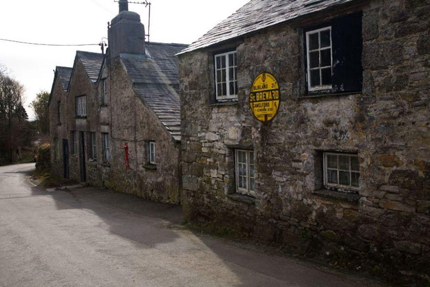 Old Granite Cottages - St Breward