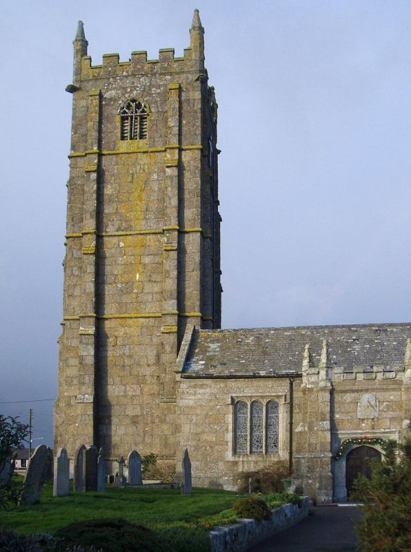 Saint Buryan Church