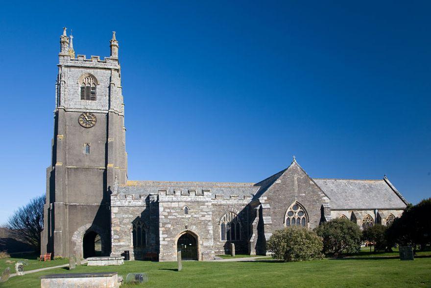 St Columba Church