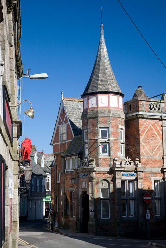Fore Street - St Columb Major