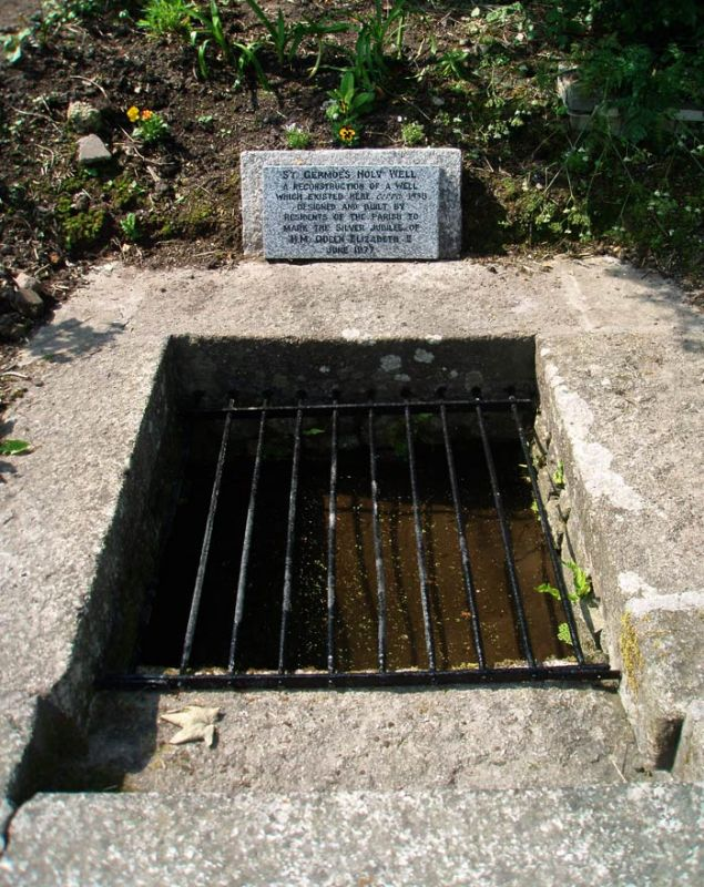 St Germoe's Well