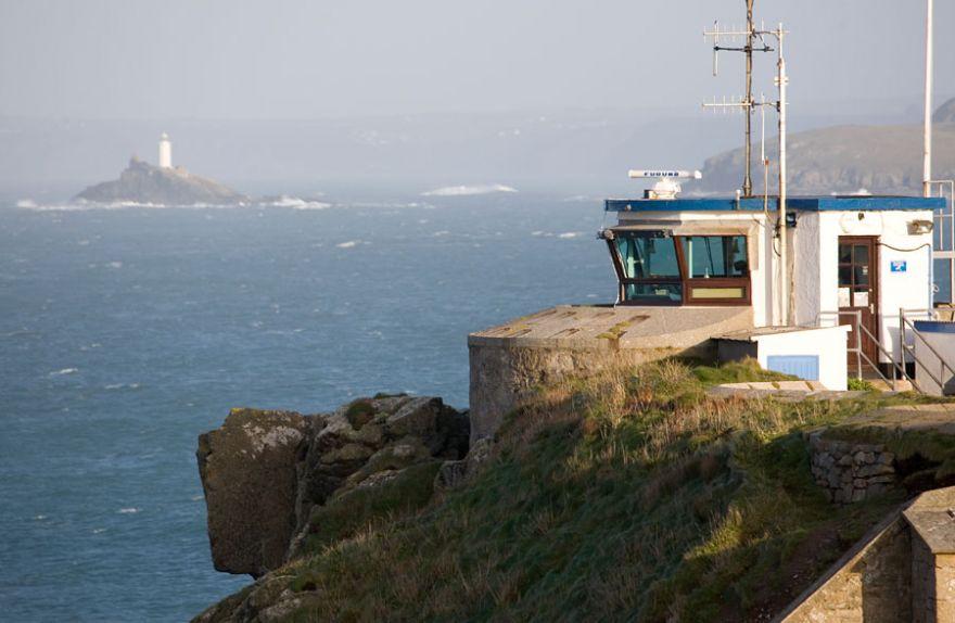 St Ives Coastguard Lookout