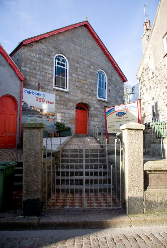 Fore Street Methodist Church - St Ives
